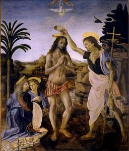 イエスの洗礼